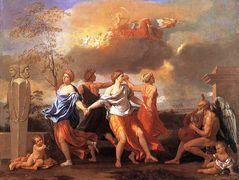 Dance to the Music of Time – Nicolas Poussin