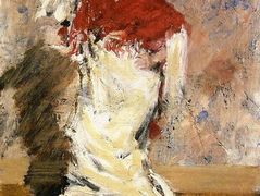 Dancing Girl – William Merritt Chase