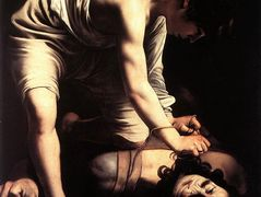 David and Goliath – Caravaggio