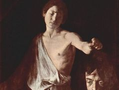David with the Head of Goliath – Caravaggio