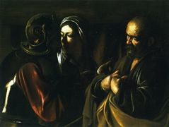Denial of Saint Peter – Caravaggio