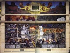 Detroit Industry, North Wall — Diego Rivera