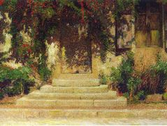 Doorway into the House – Henri Martin