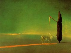 Eclipse and Vegetable Osmosis – Salvador Dali