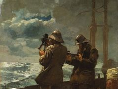 Eight Bells – Winslow Homer