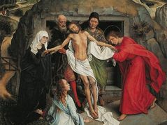 Lamentation of Christ – Rogier van der Weyden