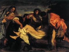 Entombment of Christ — Titian