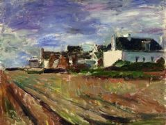 Farms in Brittany, Belle Ile – Henri Matisse