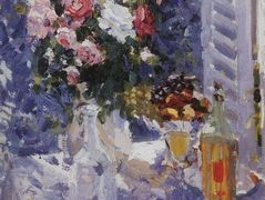 Flowers and Fruit  – Konstantin Korovin