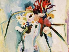 Flowers in a Pitcher  – Henri Matisse