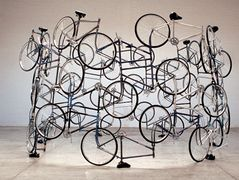 Forever (Bicycles) – Ai Weiwei