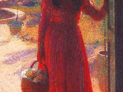 Gabrielle at the Gate – Henri Martin