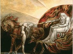 God Judging Adam – William Blake