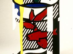 Goldfish bowl II – Roy Lichtenstein