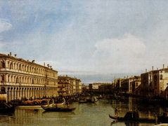 Grand Canal – Canaletto