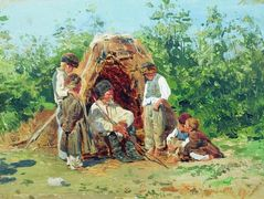 Grandfather Stories – Konstantin Makovsky
