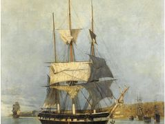 Greek ship – Konstantinos Volanakis