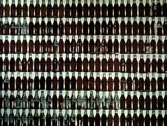 Green Coca-Cola Bottles — Andy Warhol