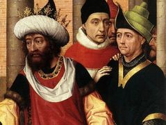 Group of Men – Rogier van der Weyden