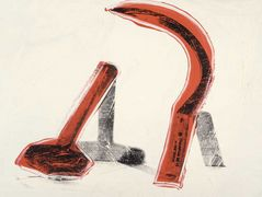 Hammer And Sickle — Andy Warhol