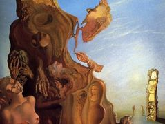 Imperial Monument of Woma-Child. Gala (Utopian Fantasy) – Salvador Dali
