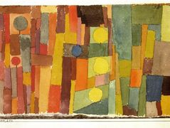 In the Style of Kairouan — Paul Klee