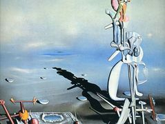 Indefined Divisibility – Yves Tanguy