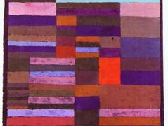 Individualized Altimetry of Stripes – Paul Klee