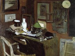 Interior with a top hat  – Henri Matisse