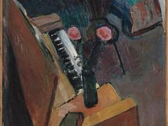 Interior With Harmonium – Henri Matisse