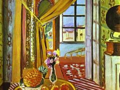 Interior with Phonograph – Henri Matisse