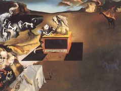 Invention of the Monsters – Salvador Dali
