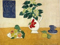 Ivy in Flower – Henri Matisse
