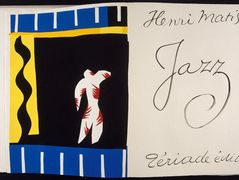 Jazz Book – Henri Matisse