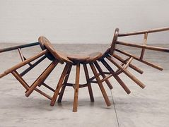 Jointed Stool – Ai Weiwei