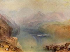 Lake Lucerne – William Turner
