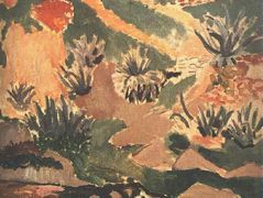 Landscape with Brook (Brook with Aloes) – Henri Matisse