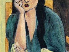 Laurette in Green – Henri Matisse