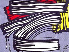 Little big painting – Roy Lichtenstein