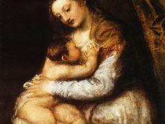 Madonna and Child – Titian