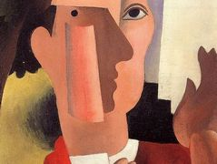 Man with a Red Kerchief – Roger de La Fresnaye