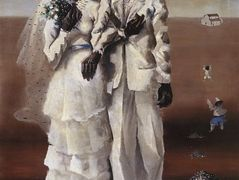 Marriage on the farm  – Candido Portinari