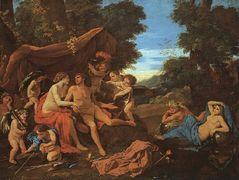 Mars and Venus – Nicolas Poussin