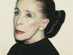 Martha Graham — Andy Warhol