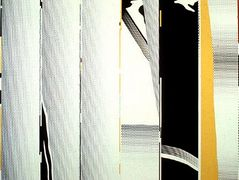 Mirror six panels #1 – Roy Lichtenstein