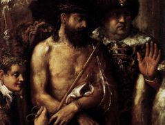 Mocking of Christ – Titian