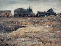 Monterey, California — William Merritt Chase