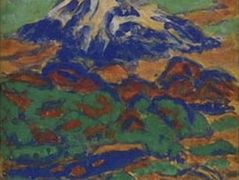 Mount Fuji Seen from Ohito – Ryuzaburo Umehara