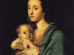 Mrs. Joseph Martin and her Son Charles – Joshua Reynolds