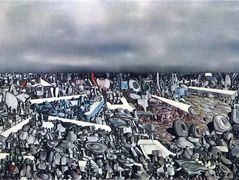 Multiplicatiion of the Arcs – Yves Tanguy